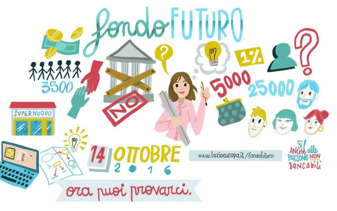 FONDO FUTURO: finanziamenti agevolati per microimprese